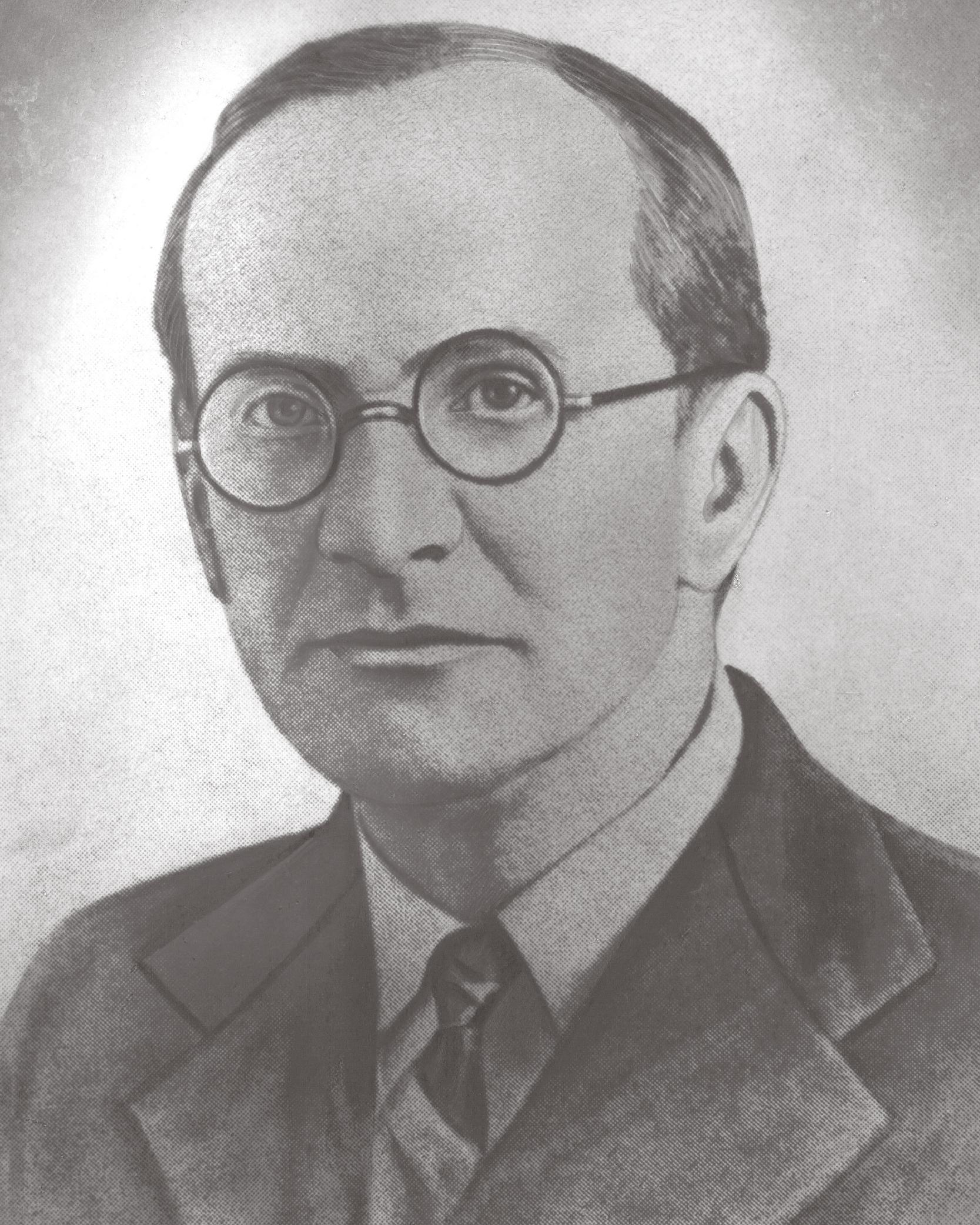 Edward Szturm de Sztrem (1885-1962) - 100 lat Głównego Urzędu ...